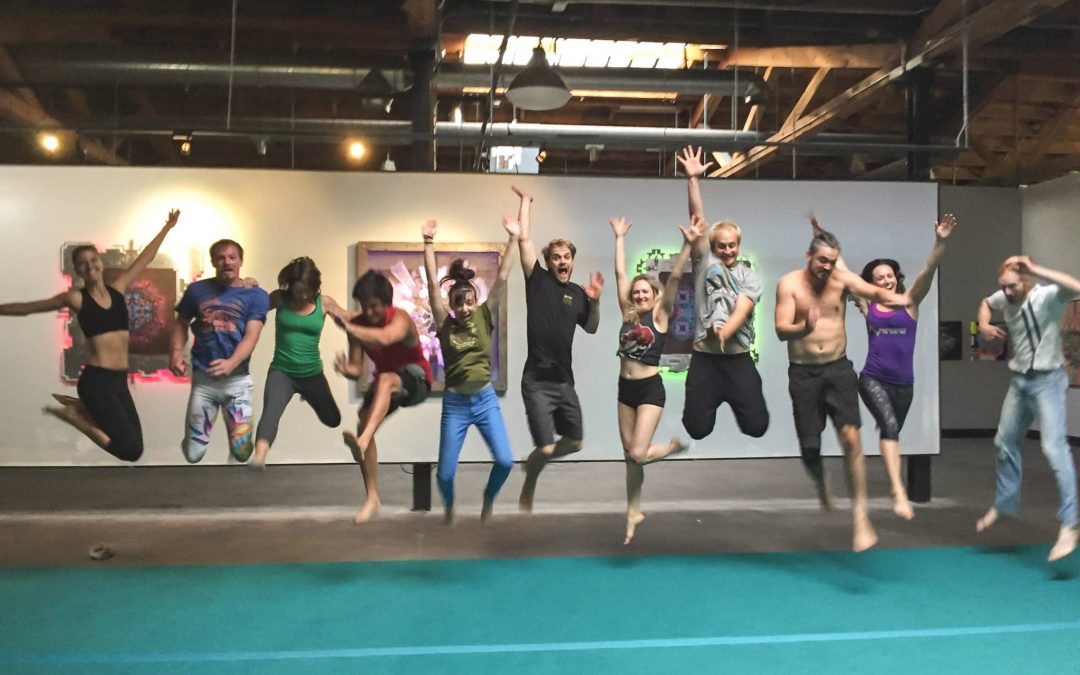 Sunday Morning Ecstatic Dance at Circus Collective Denver